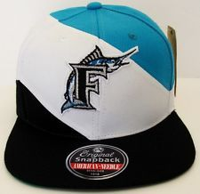 Hats Of Florida Marlins