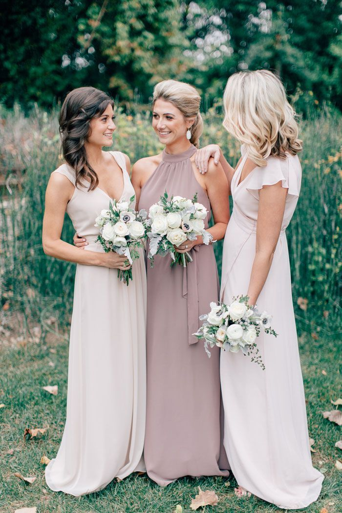 The 25+ best Neutral bridesmaid dresses ideas on Pinterest ...