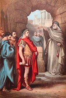 Julius Caesar, Act I, Scene 2