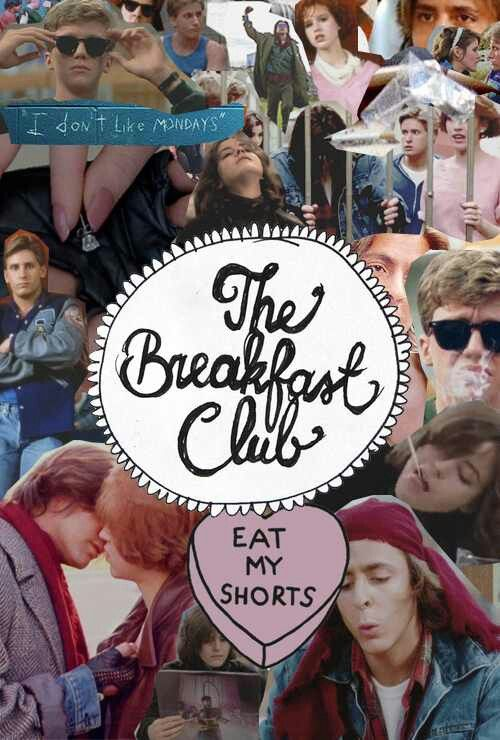 breakfast club film review essay A film teacher looks back on the breakfast club, partly through the eyes of her students.