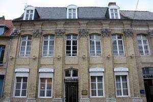 NOTAIRES STOVEN ET JACQUART à #Saint-Omer #immobilier #notaire