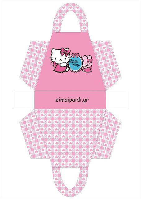 Είμαι παιδί: Ένα τσαντάκι με την πιο αγαπημένη γατούλα των παιδιών-Hello Kitty