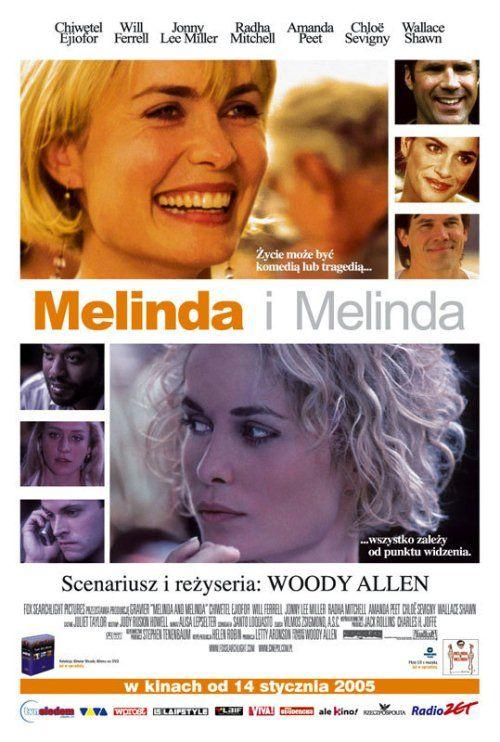 W. Allen i jego dialogi, od 3 minuty scena jak przychodzi kobieta do znajomych mieszkać niespodziewanie. Tu film http://www.ekino.tv/film,melinda-i-melinda-melinda-and-melinda-2004,9207.html
