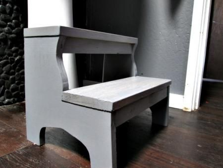 Bathroom Step Stool Do It Yourself Home Projects From