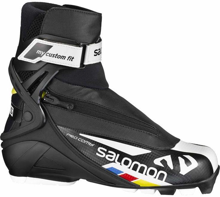 Куплю лыжные ботинки беговые salomon