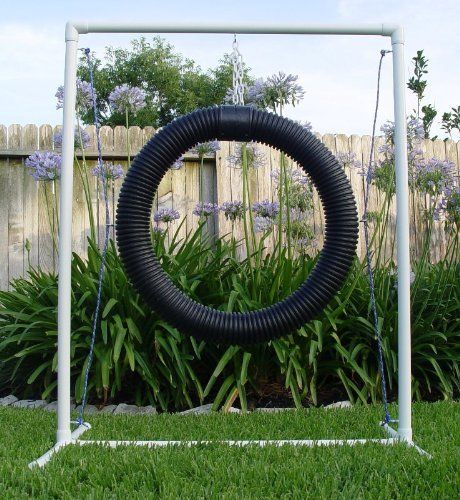 Football Passing Accuracy Tire Ring for Drills by Weave-Poles.com, LLC. $109.99. Accuracy in throwing a football is an extremely important skill for any quarterback!   A quarterback needs to be able to make accurate throws for each of his patterns, poor accuracy will allow more interceptions. Learning to throw the ball exactly where you want is always best. This take practice, and more practice!  Our Athletic Football Throwing Ring will aid in teaching your QB the mechan...