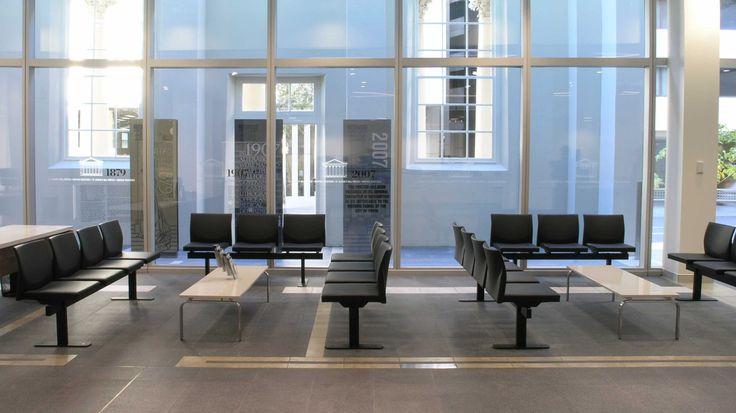 Zenith Interiors: Izaak Beam Seating