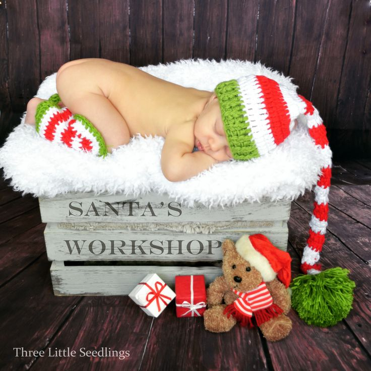 Take Your Own Great Newborn Photos | Three Little Seedlings