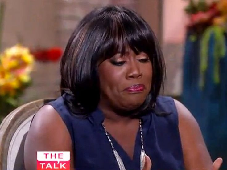 Sheryl Underwood Is Overcome by Emotion After Seeing the Duggars' Interview http://www.people.com/article/Sheryl-Underwood-talks-josh-duggar-molestation