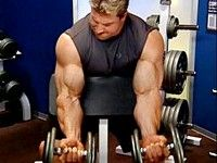 Держим форму! Бицепсы https://mensby.com/sport/muscles/98-keep-fit-biceps  Главная задача заключается в том, чтобы научить себя чувствовать бицепс.