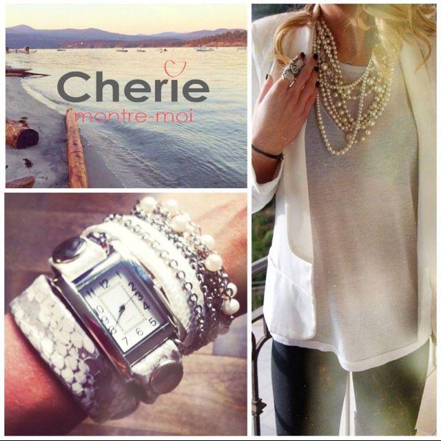 #Modèle/Style : Sainte-Lucia  #Chérie, Montre-moi #Montres/Watches