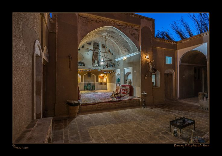 Sadegh Miri     Tabatabee House-Barandaz village-Mesr, Iran