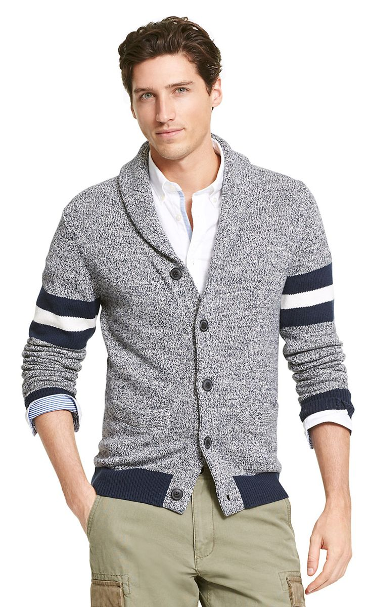 Nice Cardigans Mens Tulips Clothing