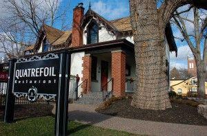 Quatrefoil, 16 Sydenham, Dundas Ontario - the best French cuisine outside of Toronto - exquisite memorable food!