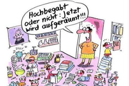 """Bergisch Gladbach #gl1 - Aktuelles:  """"Der reinste Kindergarten"""" - Karikaturen von Renate Alf im Bensberger Ratssaal - Den Kindergarten einmal von der heiteren Seite beleuchten: Das ist die Absicht der aktuellen Cartoon-Ausstellung im Bensberger Ratssaal. """"Der reinste Kindergarten"""" zeigt 41 Karikaturen der Künstlerin Renate Alf. Am Donnerstag, dem 5. März, wird die Ausstellung offiziell """"eröffnet"""" - zwar nicht mit Sekt und Häppchen, aber mit einem Kurzvortrag von Georg W. Geist, dem…"""