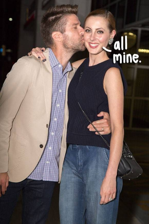 Eva Amurri's Husband Fires Nanny Who Sent Him A Text Saying She Wanted To 'F*ck His Brains Out' — OMG!