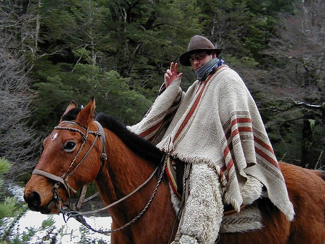 Argentine Gaucho #Travel #gear #fitness #powderquest #style #ski #snowboard #wonders #chile #argentina