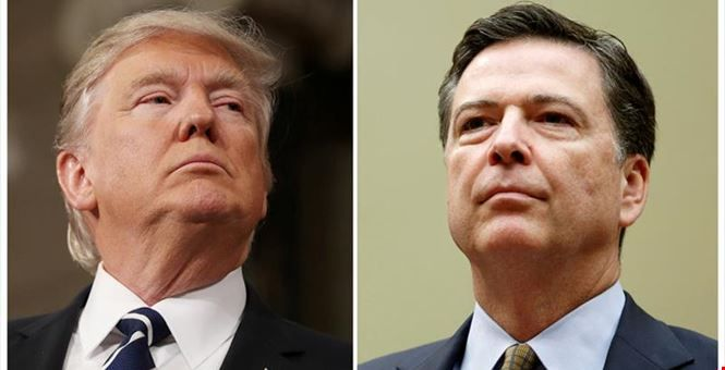 06-05-2017  BREAKING: President Trump Will Not Assert Executive Privilege to Block Comey Testimony