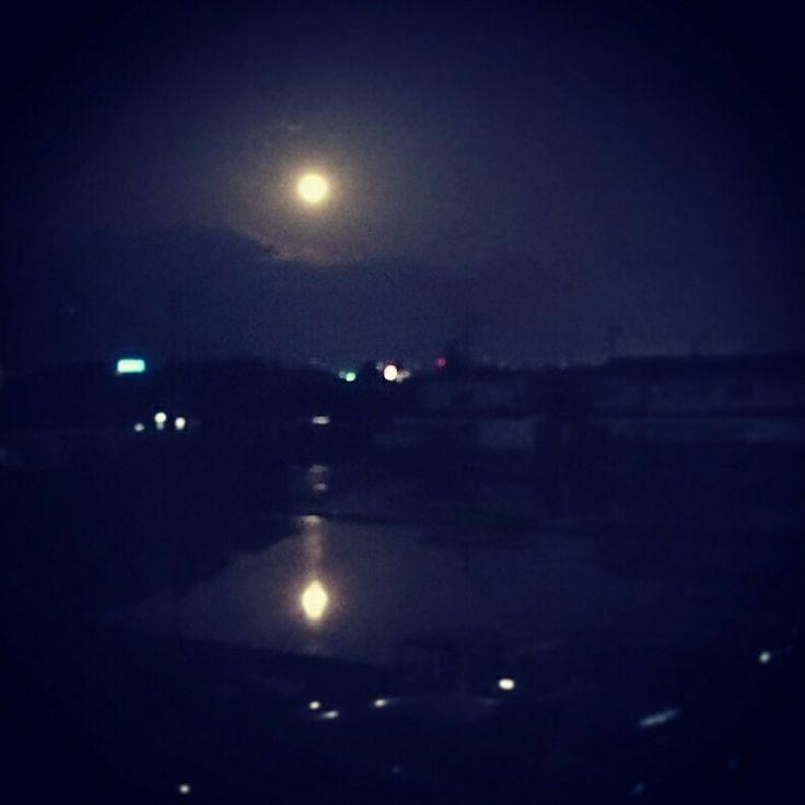 Double full moon