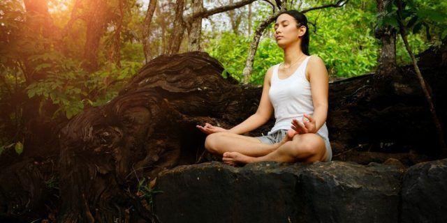 Meditasi, Cara Lain Agar Tubuh Fit