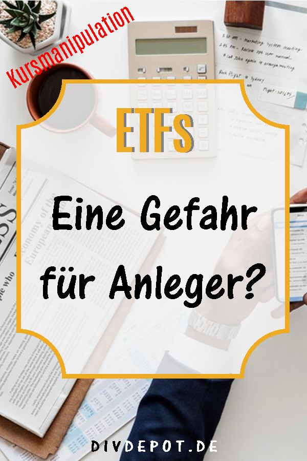 Kursmanipulation durch ETFs – Der Markt frisst seine Kinder