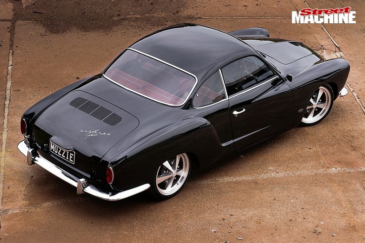 1961-VOLKSWAGEN-KARMANN-GHIA-rear                                                                                                                                                                                 Mehr