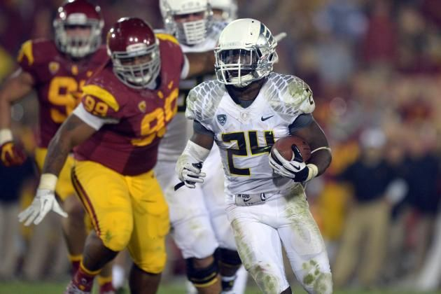 college football oregon ducks#6 | College Football Conference Matchups We Wish We Could See in 2014 ...