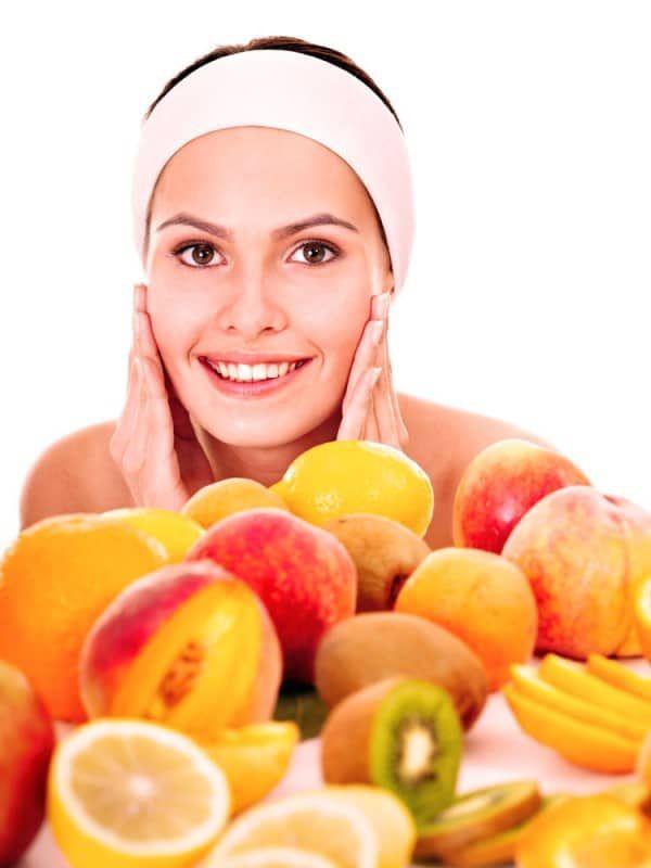 6 Simple Tips To Get Healthy Skin – Eat proper food to get healthy skin
