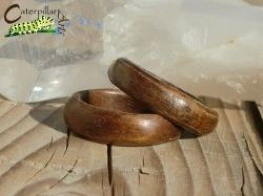 I recently taught myself how to steam bend wood into a ring so that I could incorporate wood into my real butterfly wing rings. Since it was difficult for me to find information about the process, I thought I would write up a quick tutorial that...