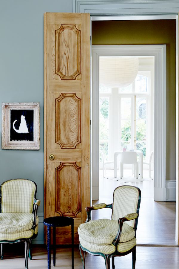Sara Ruffin Costello's New Orleans home, photo by Andrew Arthur for Domaine Home via Quintessence