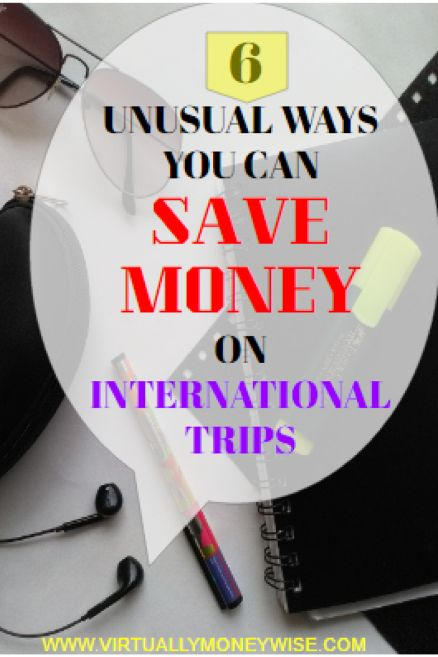 Do you love travelling and want to save money in your each trip?   Then utilize these unusual ways to travel abroad and save money too. Win-Win!