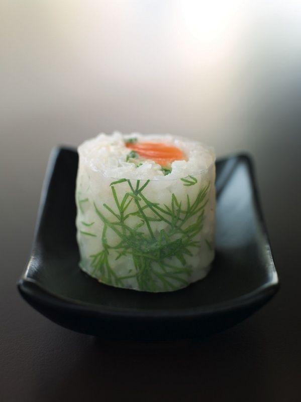 maki-sushi #Sushi #Sushimi