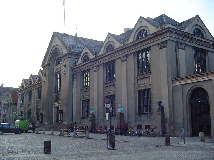 Københavns Universitet, Denmark
