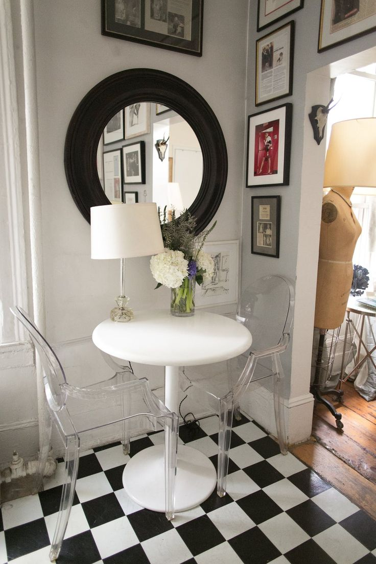 1658 best New York City Apartments images on Pinterest   Small ...