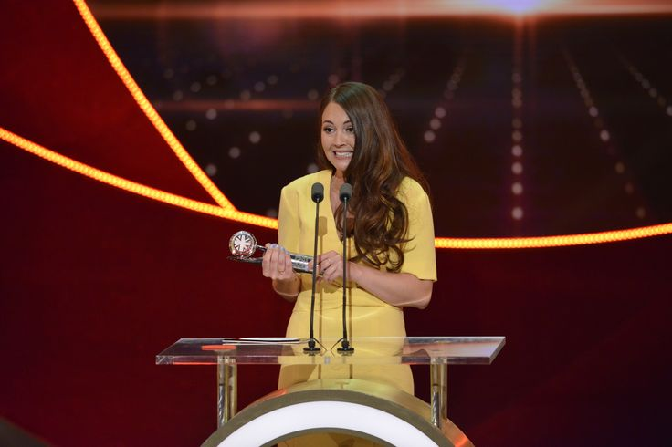 Watch EastEnders star Lacey Turner win Best Actress at the British Soap Awards - see her speech in full