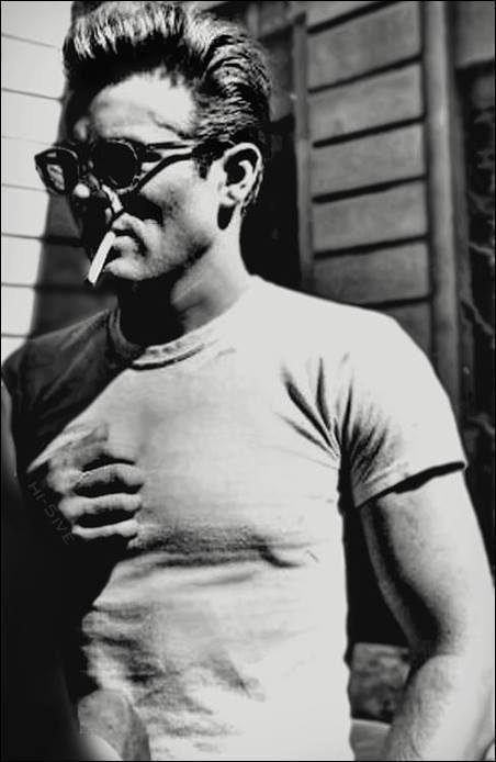 James Dean - Lived: Feb 08, 1931 - Sep 30, 1955 (age 24)