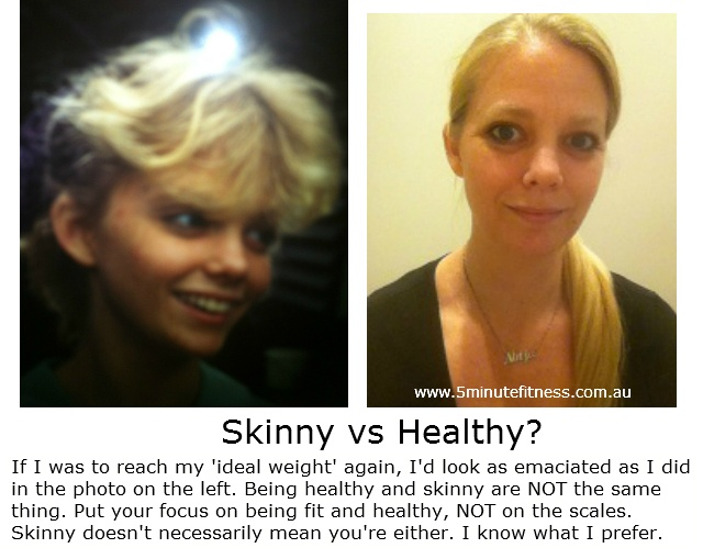 Skinny vs healthy? They are not the same! Share if you agree.