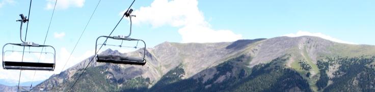 Copper Mountain; Colorado