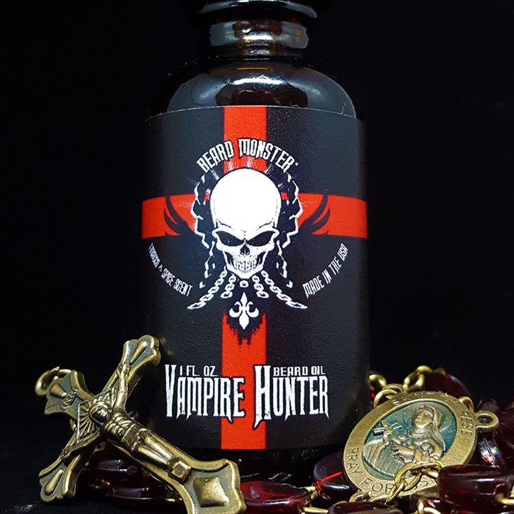 Vampire Hunter Beard Oil