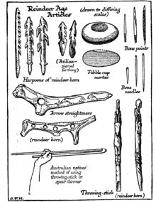 Spear-thrower - Wikipedia, the free encyclopedia