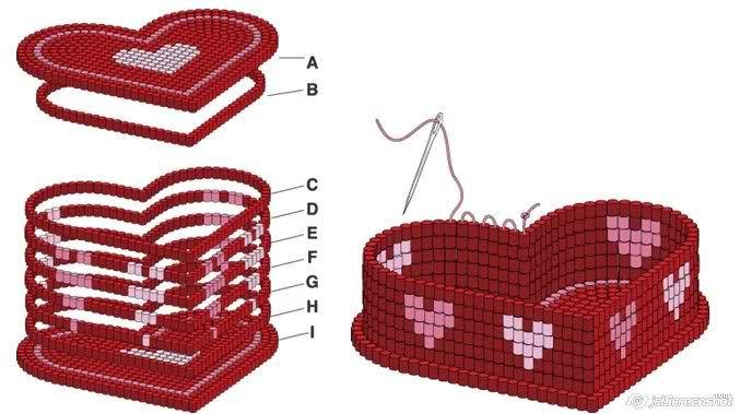 perler beads disenos en español   Re: duda con las figuras 3D