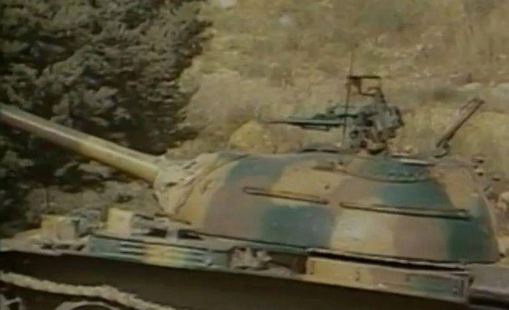 Syrian T-55 1982 Lebanon. | Lebanese Civil War | Pinterest ...