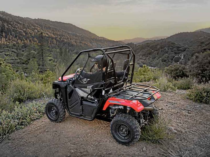 New 2017 Honda Pioneer 500 Red ATVs For Sale in Michigan. 2017 Honda Pioneer 500 Red, STOP IN OR CALL OUR VILLAGE MOTORSPORTS OF GRAND RAPIDS LOCATION FOR MORE INFORMATION ON THIS UNIT TODAY! PH: 616-432-6262 2017 Honda® Pioneer 500 Red FUN HAS NO RESTRICTIONS FULL-SIZED FEATURES IN A FUN-SIZED PACKAGE. Choosing the right tool is the job half done. And it can make whatever you re trying to do a lot more fun. For thousands of side-by-side owners, the right tool for the job is a Honda Pioneer…