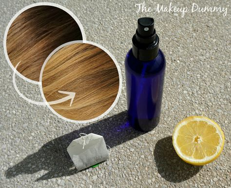You can make your own John Frieda Go Blonder Hair lightening spray, easy. A quick look at the ingredients list made me realize I already have everything for this wonderful hair product at home! The…