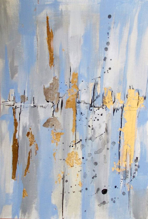 Original abstract paintingabstract wall by AntigoniArtGallery