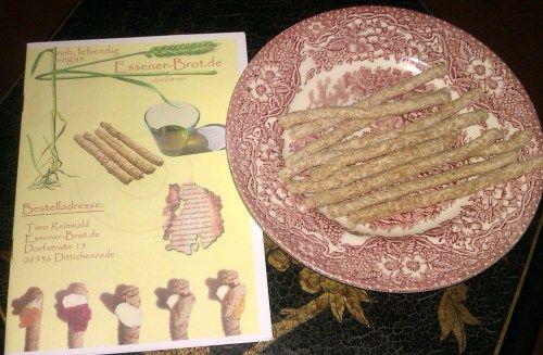 Essener-Brot - eine gesunde Alternative. Durch seine besondere Herstellung und Reinheit ist das Essener Brot eines der energetisch höchsten Lebensmittel. Die Vorteile dieses Brotes bestehen in sein...