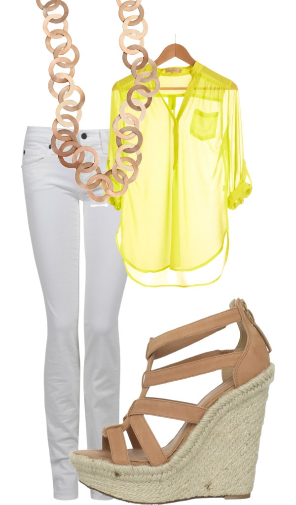 Really Cuteee!!: Shoes, Sarahnewbi, White Skinny, White Pants, Polyvore Outfits, Summer Outfits, Summer Nights, Summer Night Outfits, Create