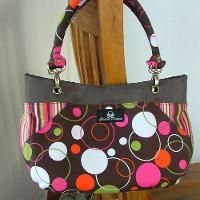 Sewing: Coco FREE bag pattern by ChrisW Designs