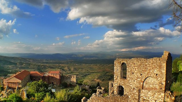 GREECE CHANNEL | #Mystras, #Peloponnese, #Greece  http://www.greece-channel.com