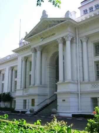 Bank Indonesia Building at Braga Street, Bandung, Indonesia